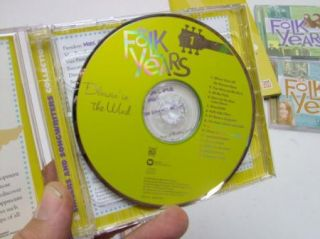 The Folk Years Time Life 8 CD Set as Seen on TV PBS Singer Songwriter