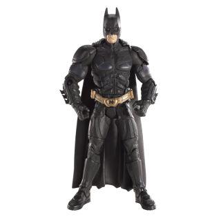 Batman Dark Knight Rises Movie Masters Batman Action Figure
