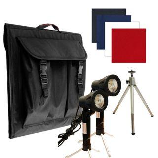 Deluxe Table Top Photo Studio Photo Light Box