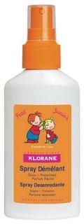 Klorane Petit Junior Detangling Spray 125ml Long and Curly Hair