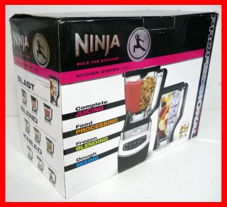 Ninja 1100 Kitchen System NJ602 Professional Blender Food Processor