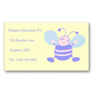 Optical Ophthalmologist Optometrist Business Card