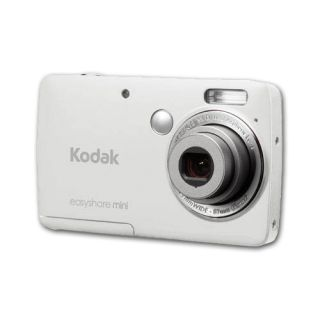 Kodak EasyShare Mini M200 Digital Camera White 8384562 041778151822