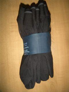 NIP 3PK HATHAWAY Mens Stretch Knit Boxers Sz LARGE 36 38 BLACK Cotton