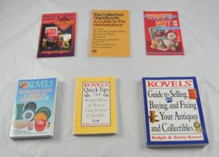 Vintage Collectibles Collectors Antiques Books Kovels Time Life N6B4