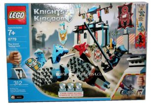 Lego Knights Kingdom The Grand Tournament 8779