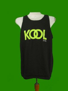 Vintage Kool Cigarettes Tank Top T Shirt L