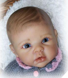 Krista Reborn Cute Baby Bellababy