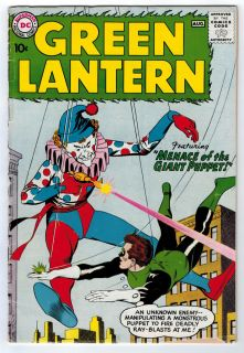 Green Lantern 1 3 5 Off White to White Pages Origin Retold