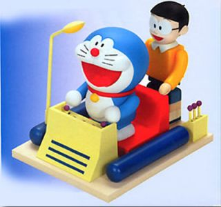 MEDICOM TOY DORAEMON & NOBITA KUBRICK FIGURE BOX SET A BE@RBRICK TIME