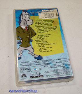 The Ren Stimpy Show Volume 1 UMD Movie 2005 PSP The First Ten Cartoons