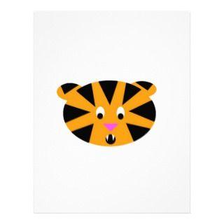 Tiger Cub Letterhead Template