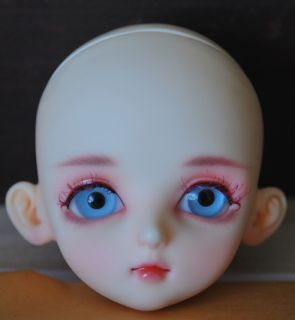 Bambi Crony Tiny YO SD size Kumi head Dollfie BJD Doll Normal Skin