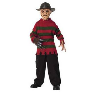 Deluxe Child Freddy Krueger Sweater