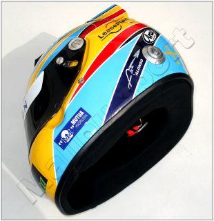 Fernando Alonso Team Spirit F1 Replica Helmet 2006