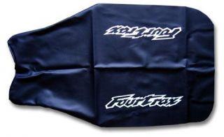 Honda TRX 300 EX Black Seat Cover TRX300 Fourtrax New