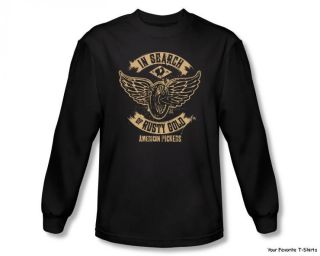 American Pickers Bike Pickers Officially Licensed Adult Long Sleeve s