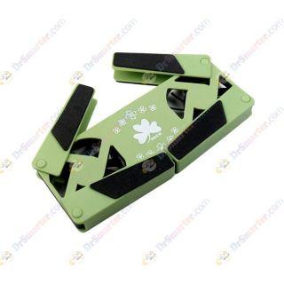 USB Mini Plastic Folding 2FAN Laptop Cooling Pad Cooler