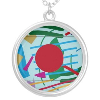 Tsunami Japan Necklace