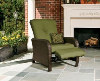 New La Z Boy Outdoor Patio Deck Recliner Chair Pool Yard Deck