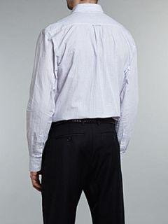 Gant Long sleeve pink tattersal shirt Pink