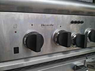 Thermador 48 6 Burner Range Convection Oven Griller Stove Home