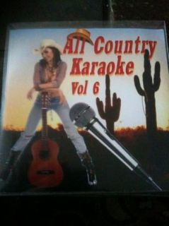 2010 Country Karaoke CDG Disc Lady Antebellum Sugarland Carrie