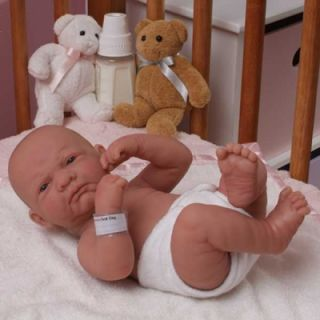Dolls by Berenguer 18500 La Newborn Real Boy Doll Special Edition Size