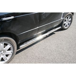 Land Rover Range Rover Side Steps Sidesteps Running Boards Side Bars