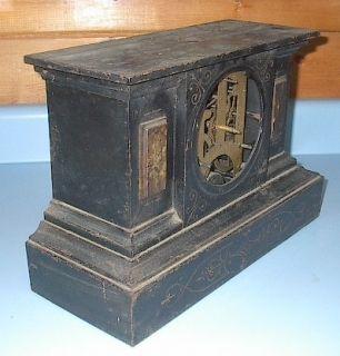 Mantle Clock Case Plans