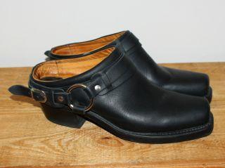 Vtg Tony Lama Ostrich Leather Belt 34 Montana Silversmiths Buckle Set