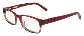 Karl Lagerfeld Eyeglasses KL706 111 Red Brown Gradient 52mm