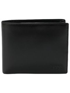 Hugo Boss Wallet with coin pocket Black