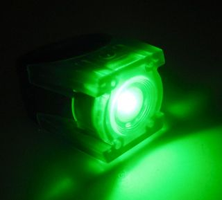 DC Comics Licensed Green Lantern Light Up Shine Ring