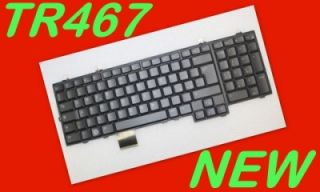New TR467 Spanish Keyboard Dell Studio 1735 1736 Laptop