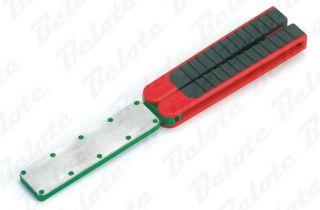 Lansky Medium Grit FLDNG Diamond Paddle Sharpener LDFPM