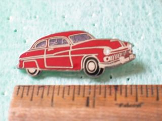 Mercury Pin Badge Hat Tack Auto Lapel Pin