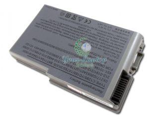 Cell Battery for Dell Latitude D500 D505 D510 D520 D530 D600 D610