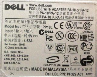 4X Dell Latitude D620 14 Laptops 1 83 2 33GHz Core 2 Duo 1 2GB PC2