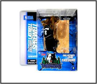 NBA Collectors Club Series 7 Exclusive Latrell Sprewell Figure