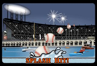 SF Giants Animated El Panel T Shirt Splash Hit McCovey Cove LED
