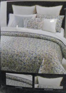 Tommy Hilfiger 180613 Laurel Hill Comforter Set Twin $250 Value