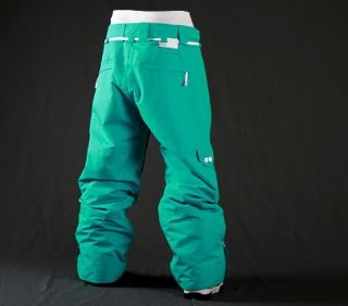 Oakley Lava Mens Snowboard Snow Ski Pants Lush Green Large XL