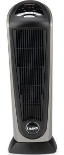Portable Ceramic Tower Heater, Oscillating Space Heat Electric