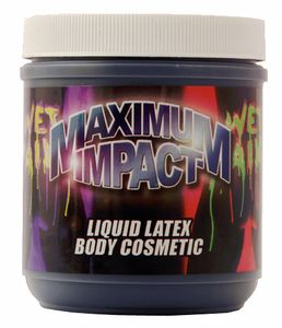 Liquid Latex Body Art Paint Costume Painting Maximum Impact Cosmetic