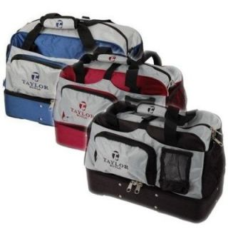 New Taylor Hunter Lawn Bowl Bowls Sports Holdall Medium Bag Short Mat