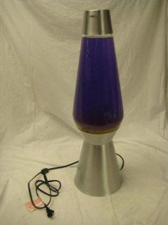 Lava Lite 6825 1002 Grande 250 Ounce 27 Inch Lava Lamp, Yellow Wax