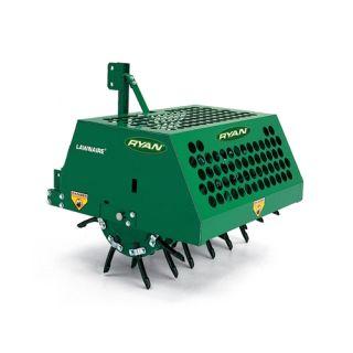 New Ryan 48 3 Point Hitch Lawnaire Aerator Lawn Plug Aerator