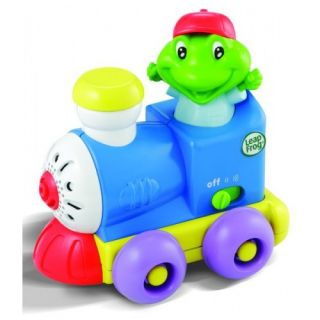 LeapFrog Musical Movers Counting Choo Choo Train Baby Toy