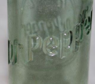 Vintage Light Green 10 2 4 LGW Laurens Glass Works 6 FL Ounces